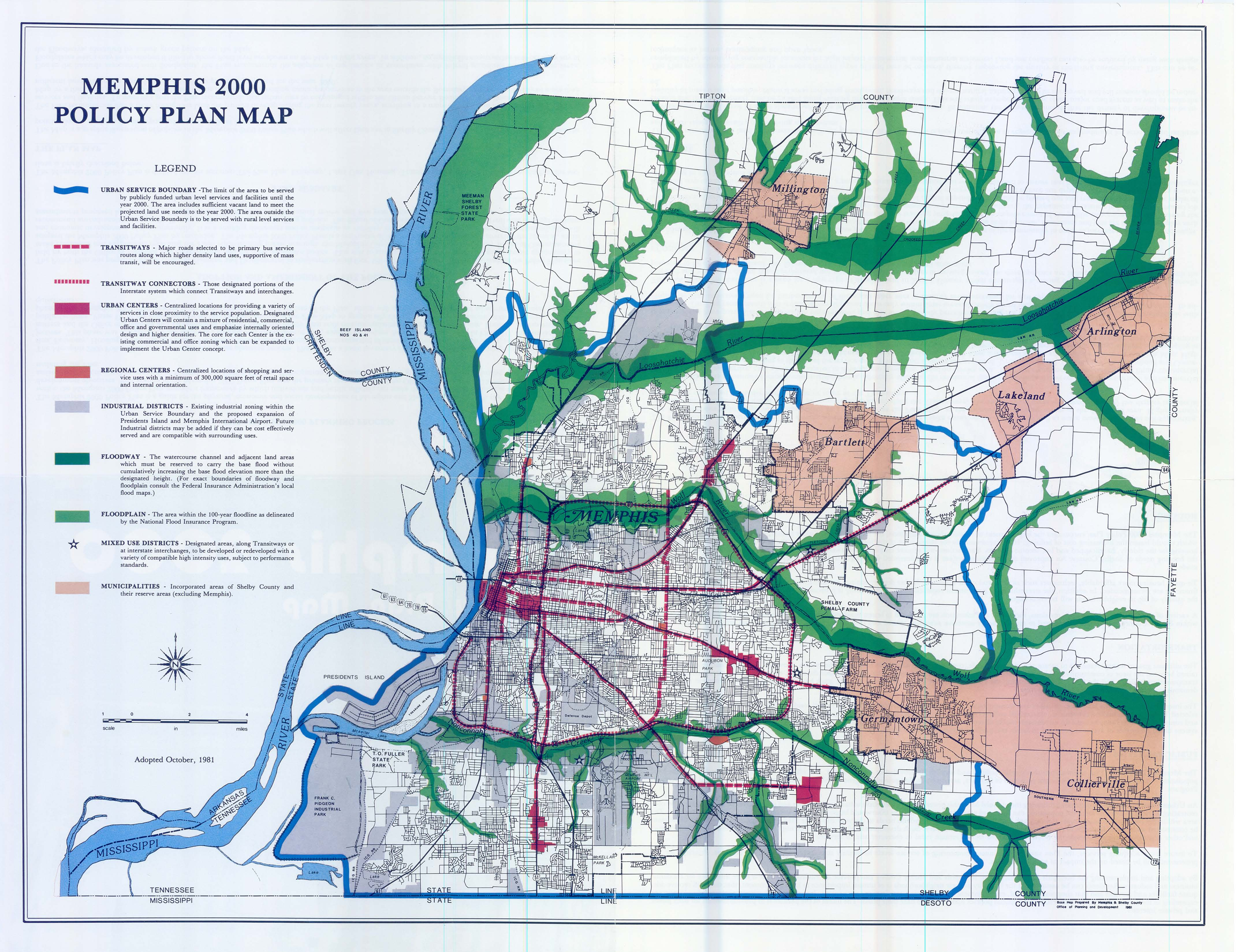 Neighborhood And Comprehensive Plans Shelby County Tn Official