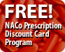 Free NACo Prescription Discount Card Program