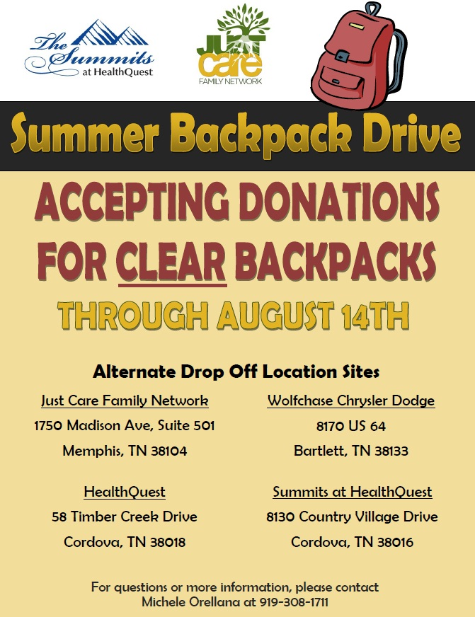 JCFN-Summits Backpack Drive